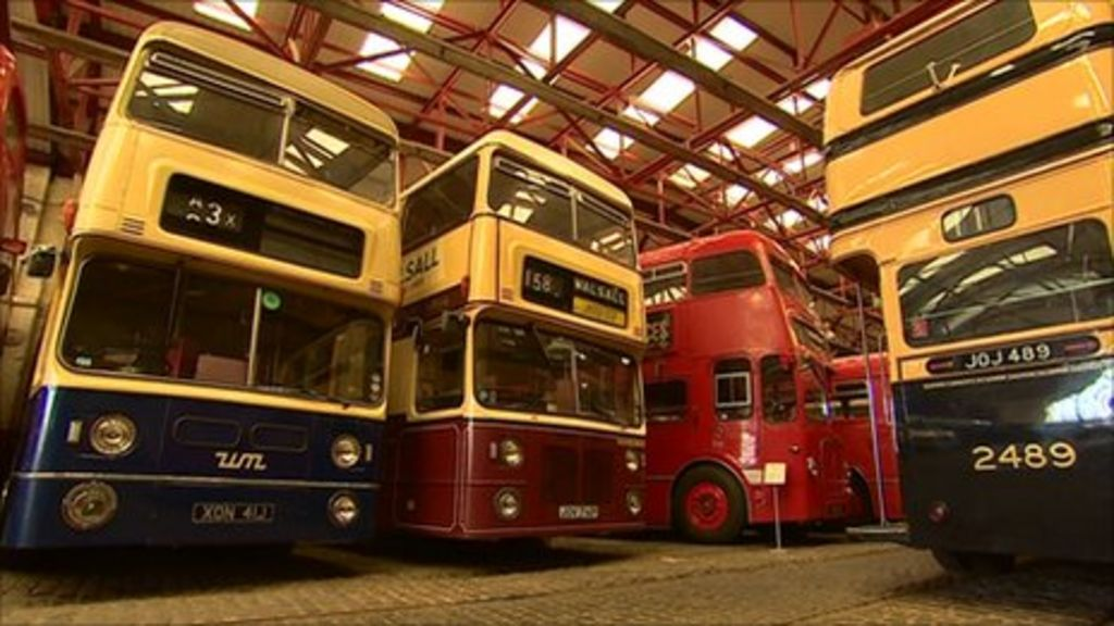 Birmingham transport museum 'could reappear' after closure - BBC News