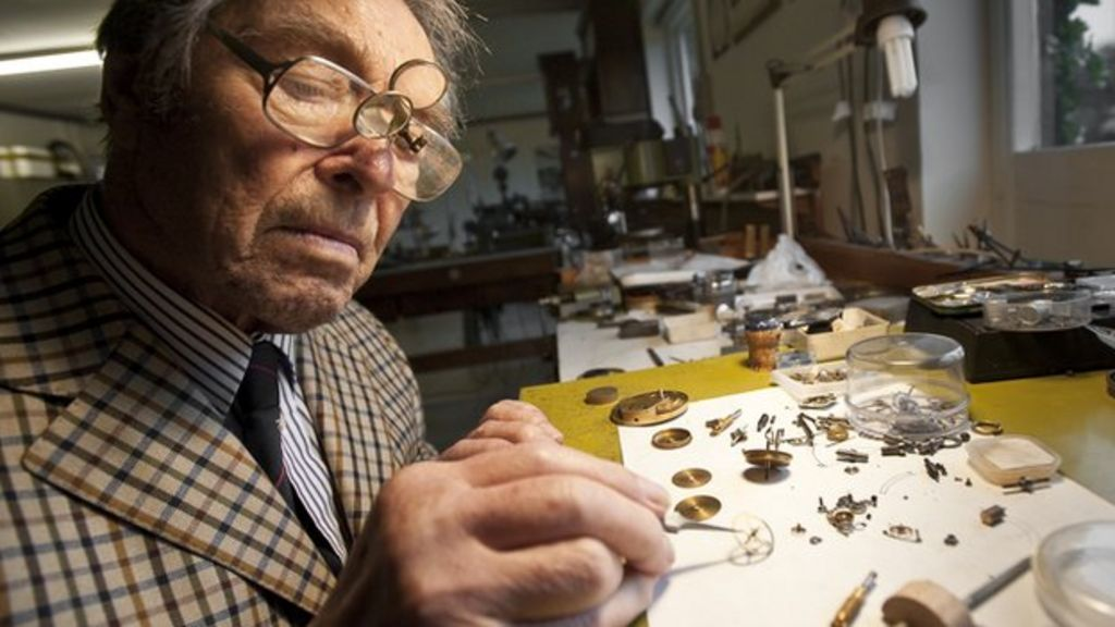 Dr George Daniels 'watchmaking God's' Collection