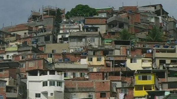 Brazil39s hillside slums fuel real estate property boom