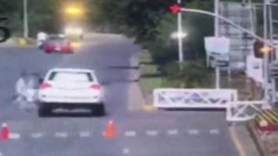 ٹریفک حادثہ