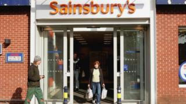 Sainsbury store