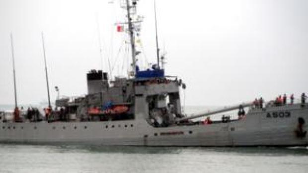 Nigeria : dix membres d'équipage d'un bateau enlevés