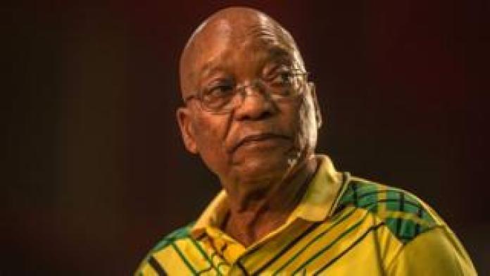 "South Africa""s president Jacob Zuma"