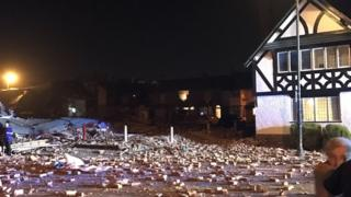 Image result for merseyside explosion