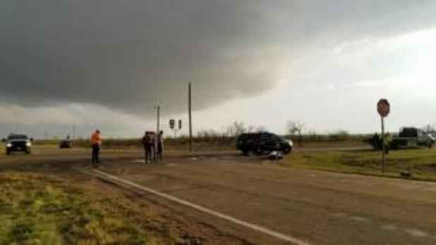 State officials are investigating the crash