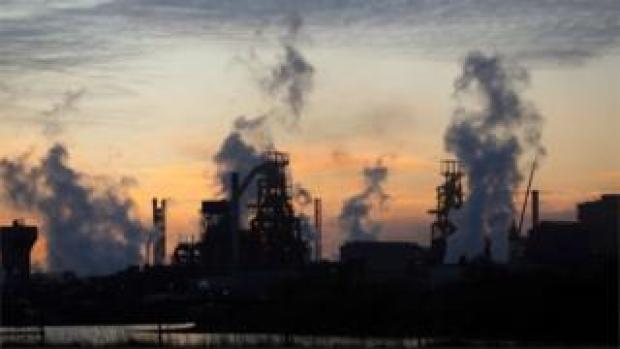 Tata Steel in Port Talbot