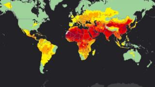 Image result for world 90percent population is breathing polluted air