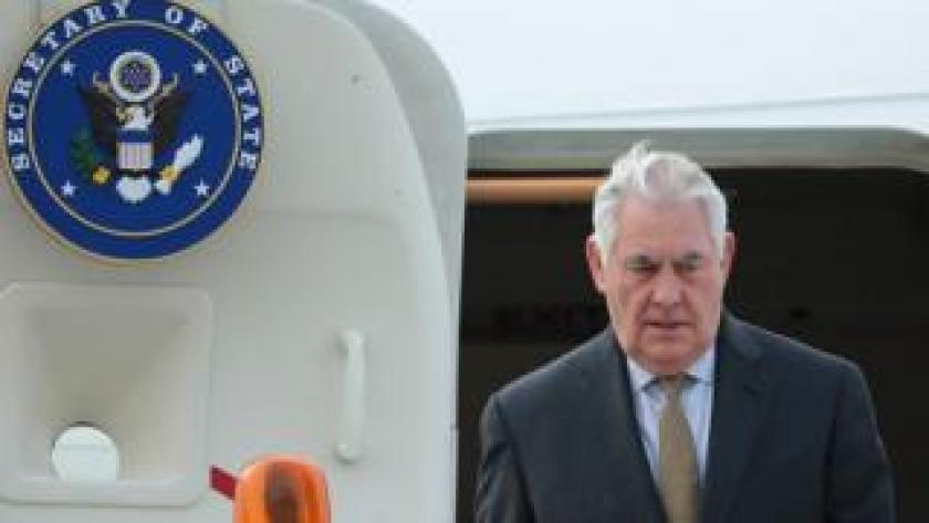Rex Tillerson: el jefe de la diplomacia estadounidense inicia en México una gira por varios países de América Latina.
