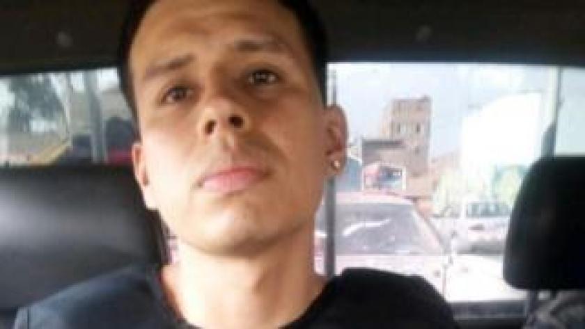 Alexander Delgado fue detenido después de un año de haberse fugado al intercambiarse con su hermano gemelo en la cárcel. (Foto: Ministerio del Interior de Perú).