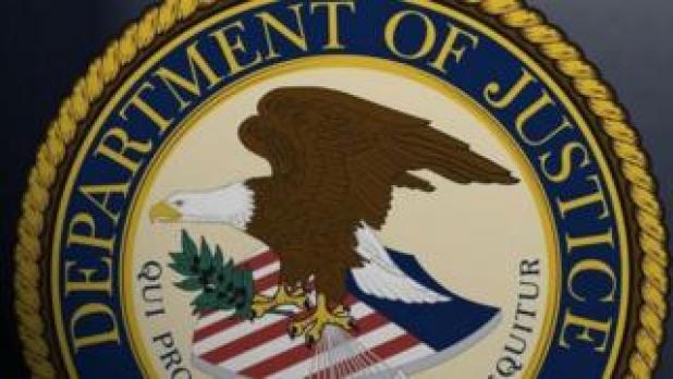 وزارت دادگستری آمریکا