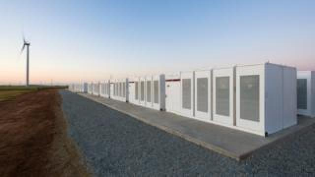 Tesla battery in South Australia