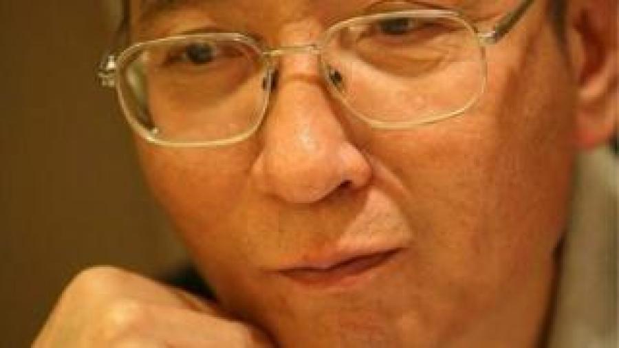 Uwo atavuga rumwe na reta Liu Xiaobo kw'ifoto nshasha umuryango wiwe washize ahabona