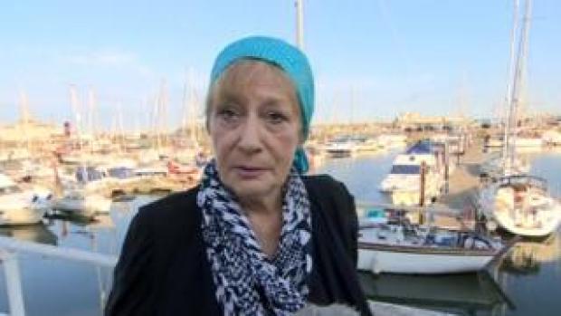 Former Ramsgate councillor Beverly Martin