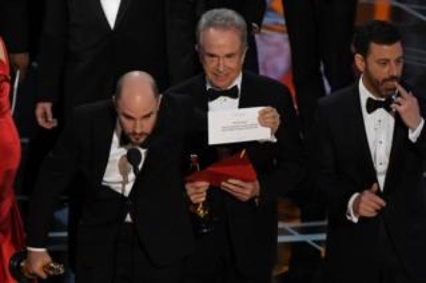 Warren Beatty and La La Land