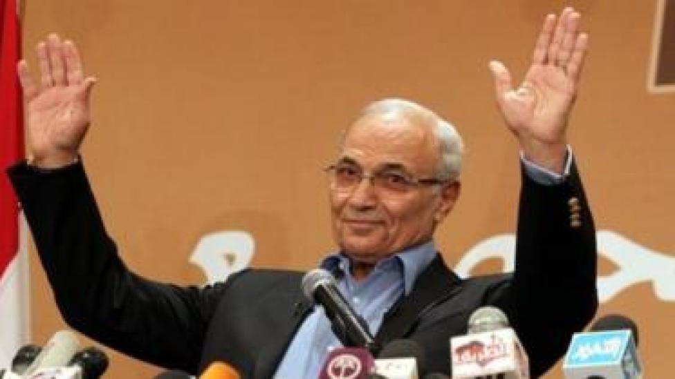Ra'iisul wasaarihii hore ee Masar Axmed Shafiq