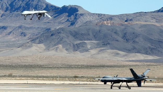 Creech Air Force Base drones