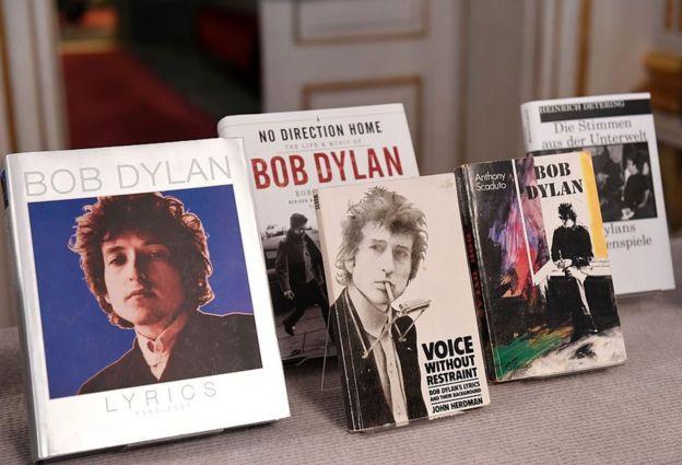 Obras sobre Bob Dylan