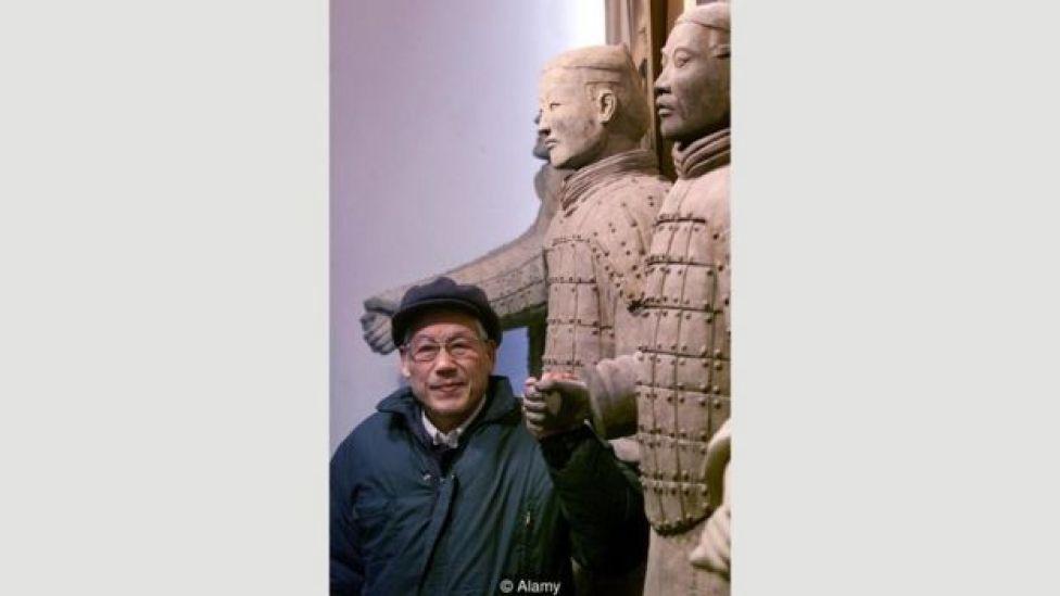 Yang Zhifa, terrakotta ordusu