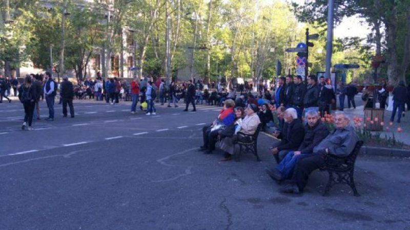 Yerevan, aksiya