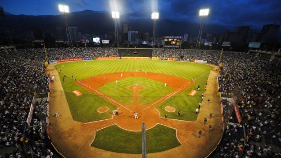 El Estadio Universitario de Caracas