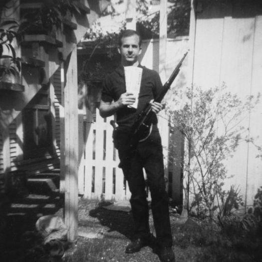 Imagem de Lee Harvey Oswald