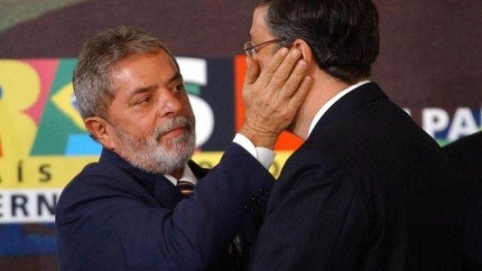 Lula e Palocci