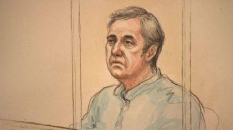 Ian Stewart in court