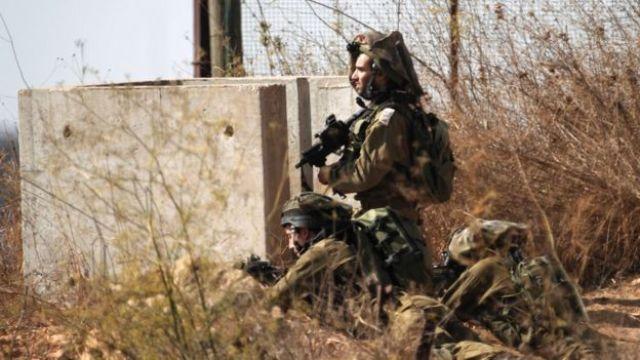 Ejército israelí en Líbano