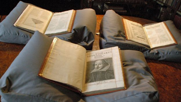 First Folio Mount Stuart House
