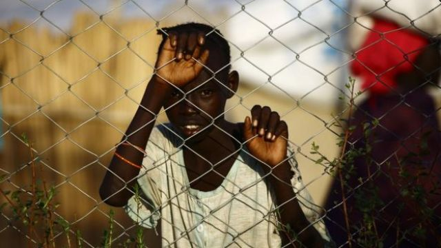 南スーダンからは今年、9万5000人以上が国境を越えてスーダンに逃げた