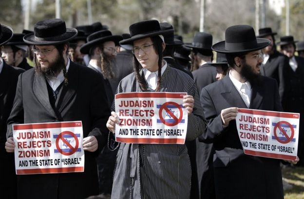What's The Difference Between Antisemitism And Anti