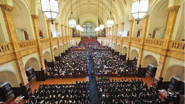 Birmingham graduation