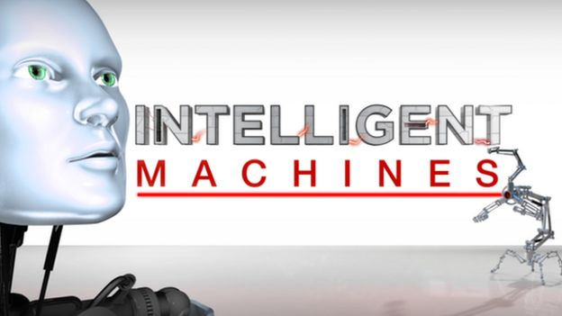 Intelligent Machines graphic