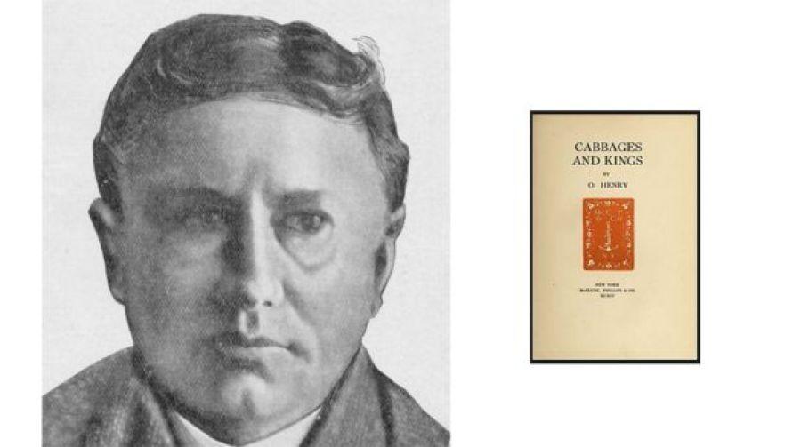 O. Henry y la portada de la edición original