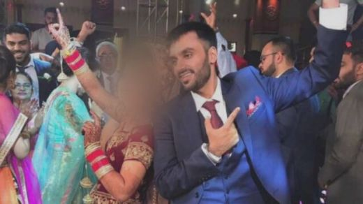 Jagtar had been in India to get married