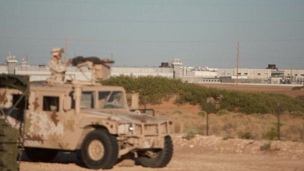 Cárcel de máxima seguridad de Ciudad Juárez