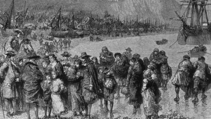 Huguenots 1680s