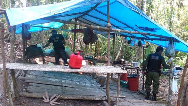 Resgate de trabalhadores rurais em condições análogas à escravidão no Pará