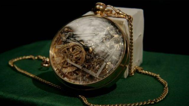 El reloj Marie Antoinette