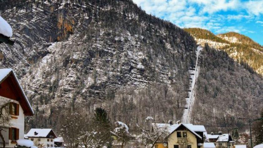 Hallstatt tuz dağı