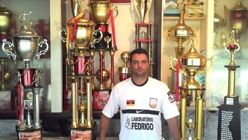 Marcelo De Quadros Kunst, auxiliar técnico de goleiro da Chapecoense
