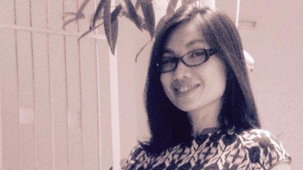 Nhà báo tự do Phạm Tường Vân