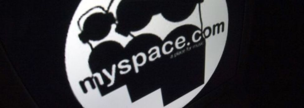 Logo de Myspace