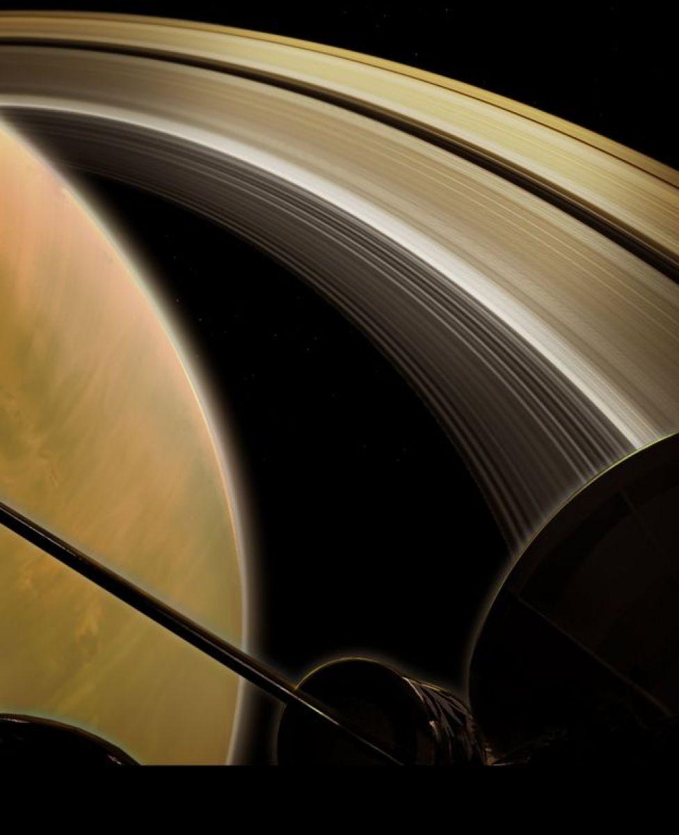 Cassini'nin görevi boyunca göndereceği en önemli verilerden bazıları bu son görevinden gelecek