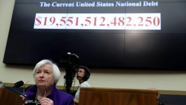 Janet Yellen, presidenta de la Reserva Federal.