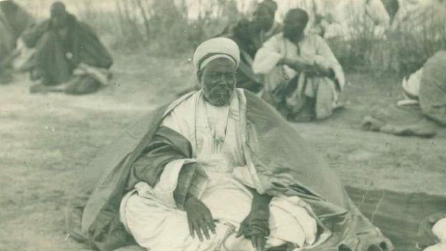 Shehu Abubakar Garbai Ibn Shehu Ibrahim Elkanemi Kakan Shehun Borno na yanzu