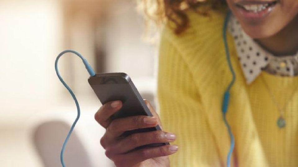 iPhone musica