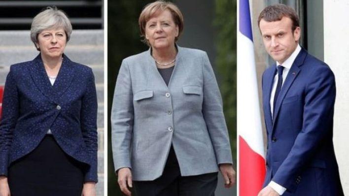"""قال الاتحاد الأوروبي """"ليس لبلد بمفرده أن ينهي اتفاقا نافذا""""."""