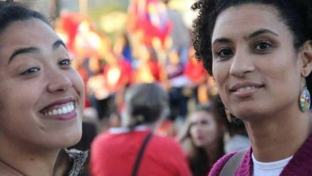 Talíria e Marielle