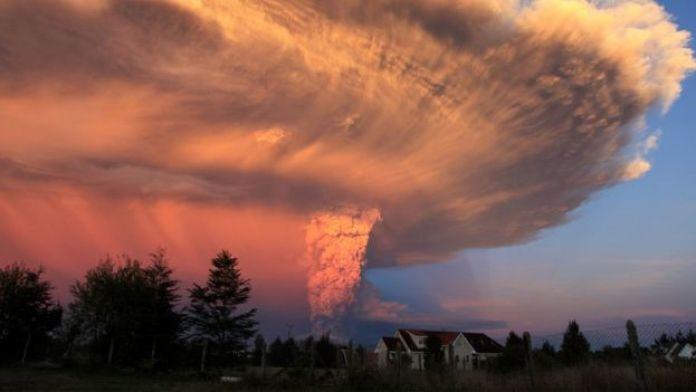 Los científicos descubrieron que la erupción del volcán chileno Calbuco en 2015 afectó notablemente a la capa de ozono.